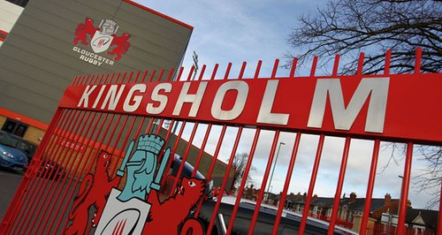 Gloucester Rugby Kingsholm