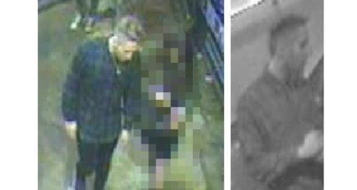 Watford Rape CCTV