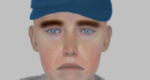 Police release efit of a robbery suspect