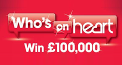 Who's On Heart 2014 Jackpot Article Logo