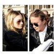 Olsen sisters in Aviator sunglasses