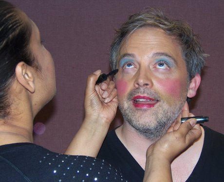 Matt's #MakeUpSelfie
