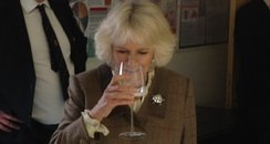 Camilla at Plumpton college