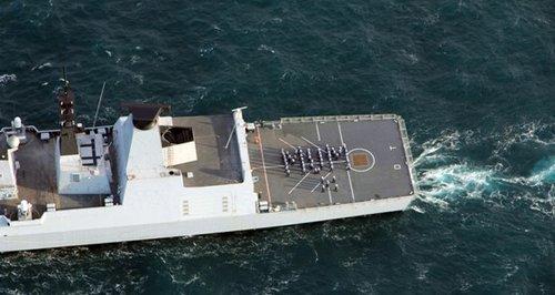 HMS Dauntless Mother's Day mum