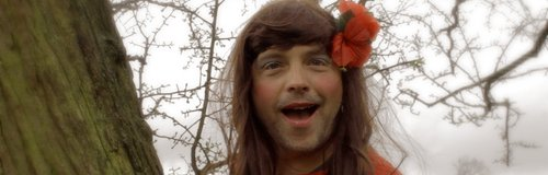 Matt Brown as Kate Bush