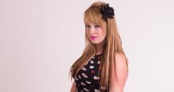 Melissa Brannan, Miss Gloucestershire Curve