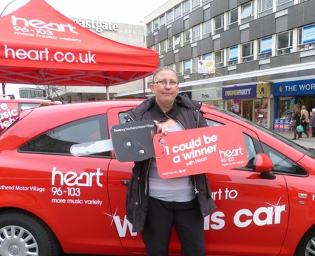 Vauxhall Corsa Sting Car Giveaway Day Five