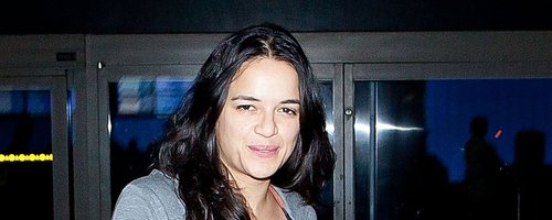 Michelle Rodriguez without makeup