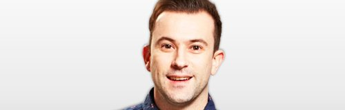 Dave Taylor presenter head shot