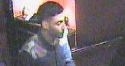 Watford CCTV Suspect 3