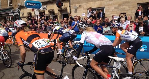 Women's Tour In Oundle