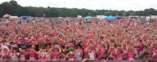 race for life Northampton