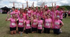 Heart Angels: Pretty Muddy Basildon 28 June 2014