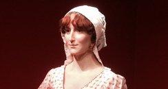Jane Austen waxwork 1