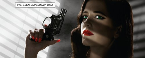 Eva Green Sin City 2 A
