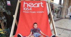 Heart Angels: Barton Square Beach, Trafford Centre