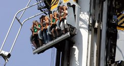 Theme Park Ride, Apocalypse, Drayton Manor