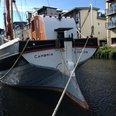 Cambria Sailing Barge Norwich