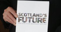 Scottish white paper on independence