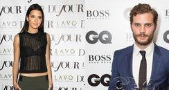 Kendall Jenner and Jamie Dornan