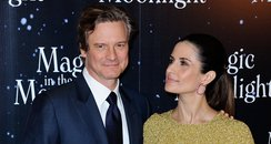 Colin and Livia Firth 'Magic in the Moonight'