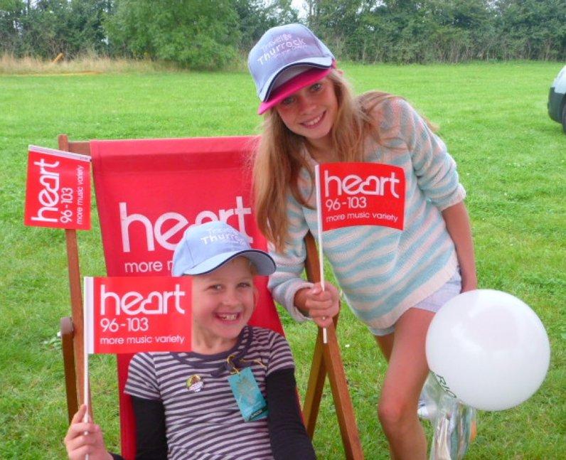Heart Angels: Orsett Show (6 September 2014)