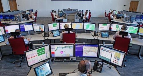 National Coastguard Centre Titchfield Hampshire