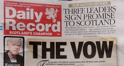 Daily Record powers pledge