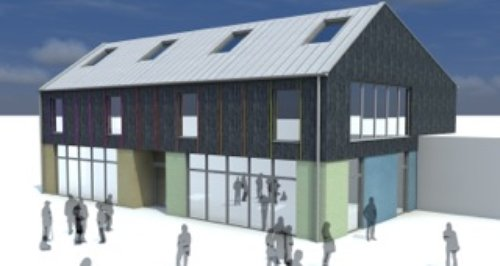 Hamworthy Park school redevelopment