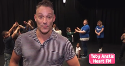 Toby Anstis Make Some Noise Ad