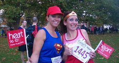 Heart Angels: Great West Run- At the Start Line