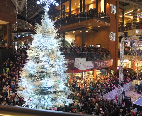 Heart Angels: Cabot Circus Christmas Light Switch On (7th November ...