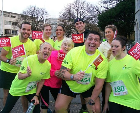 Heart Angels: Plymouth 10K (Sunday 2nd November)