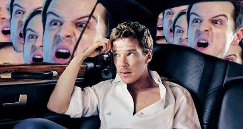 Meme Benedict Cumberbatch