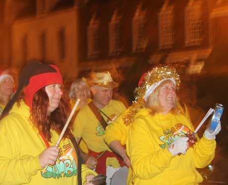 Heart Angels: Gloucester Christmas Parade (16th No