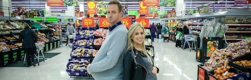 Pregnant James Goes Shopping