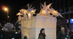 Newquay Christmas Lights
