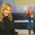 Nicole Kidman, Paddington, press junket