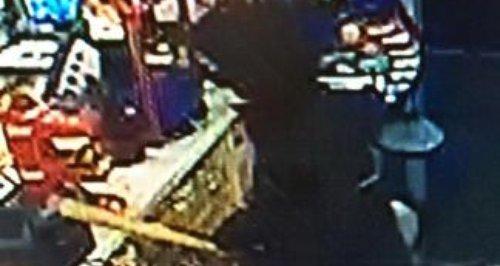 Bournemouth Boscombe Londis robbery baseball bat