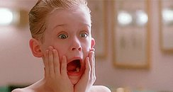 Kevin Home Alone Scream