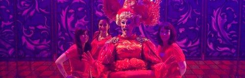 Heart Angels:Wyvern Theatre Panto