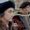 Mark Rawlance and Damian Lewis in role