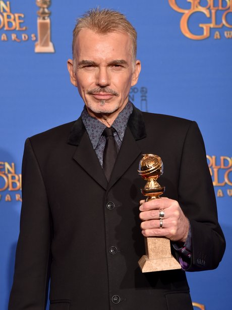 billy bob thornton Golden Globes 2015