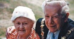 Bernard and Irene Jordan