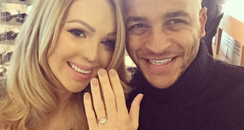 Katie Piper - Engagement Ring
