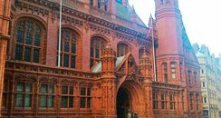 Victoria Law Courts Birmingham