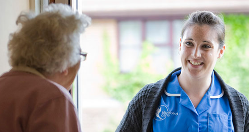 Bluebird Care Swindon