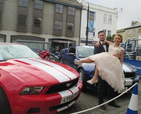 Heart Angels at Get Wed In Cornwall