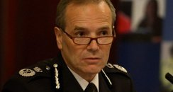 Police Scotland Chief Constable