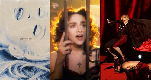 Madonna Moments